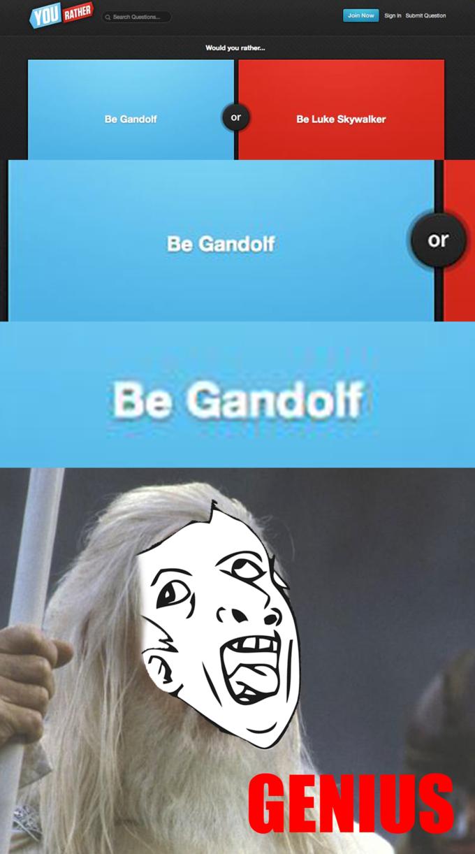 Gandolf the who