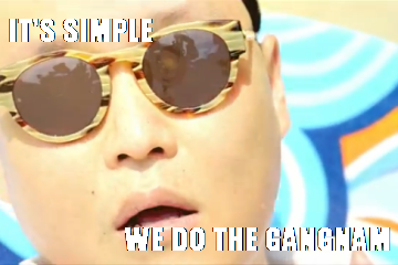 Simple Gangnam