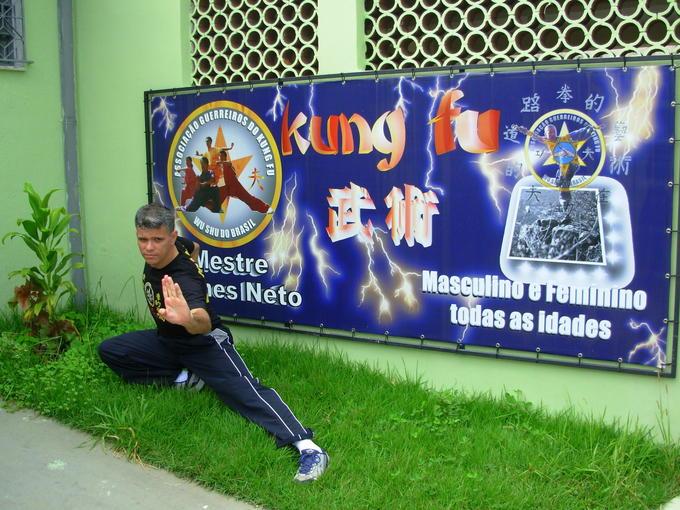 Master Gomes Neto - Kung Fu