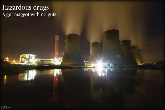 Hazardous drugs - A gut maggot with no guts