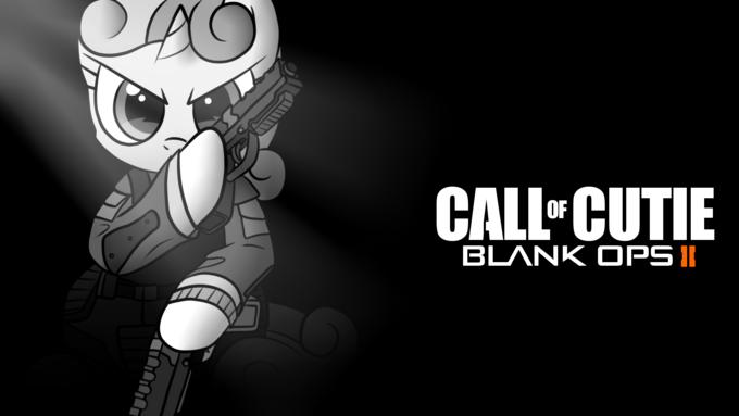 Blank Ops II
