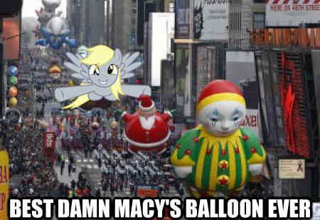 best damn macy's balloon ever