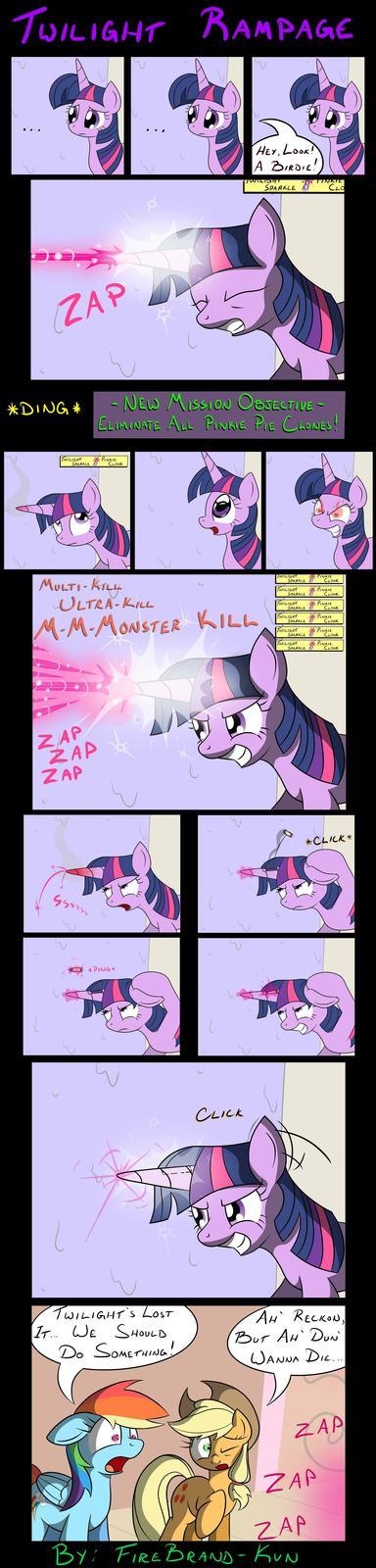 Twilight's Rampage