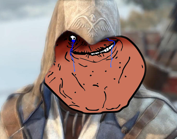 Connor Kenway's Loneliness