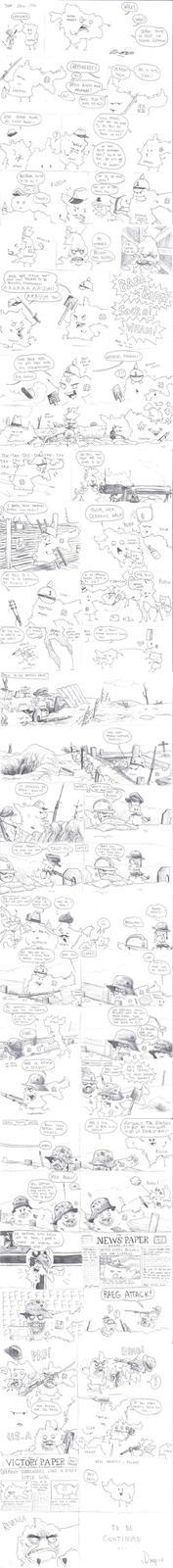 World war 1: Simplified!
