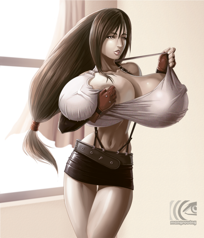 Tifa Lockhart by mangrowing
