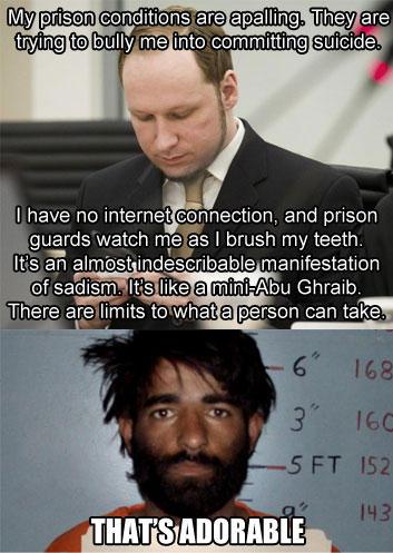 Breivik - Dilawar - That's adorable