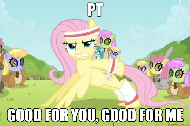fluttershy will pt you until you fucking die!
