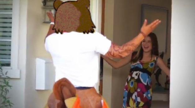 Nicole Westbrook - Pedo Attack