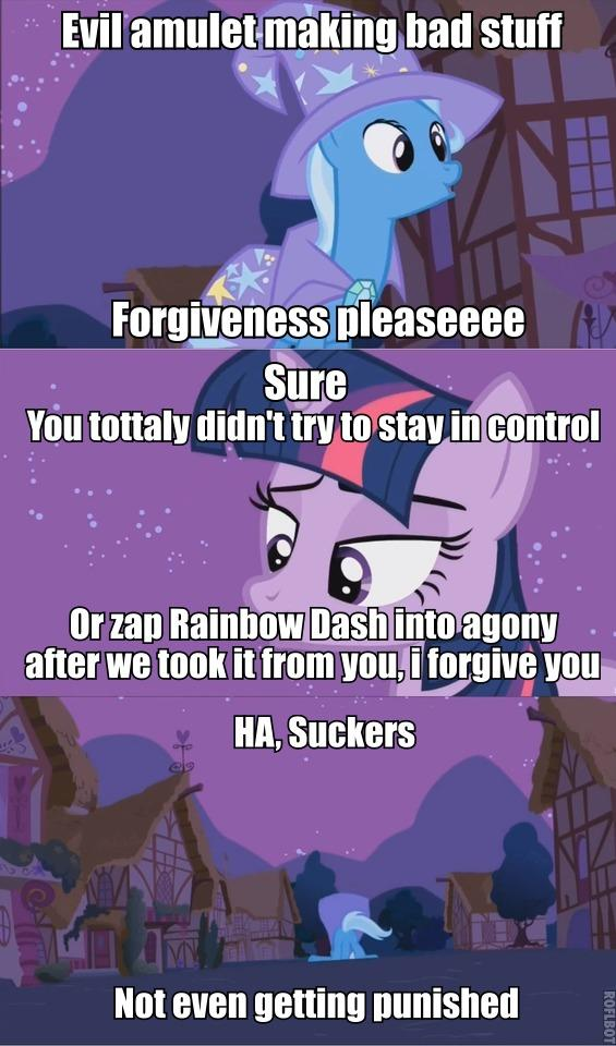 Twilight, you idiot