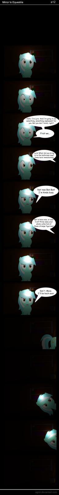 Mirror to Equestria 12