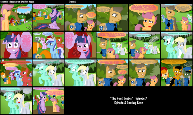 Scootaloo's Scootaquest Part 7