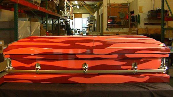 Bacon Coffin