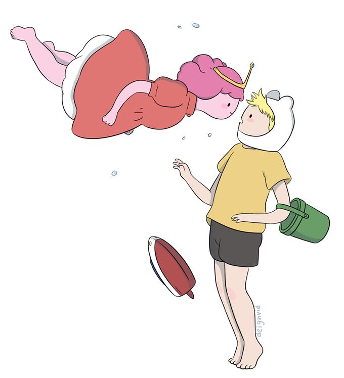 Ponyo (Alternate Universe)