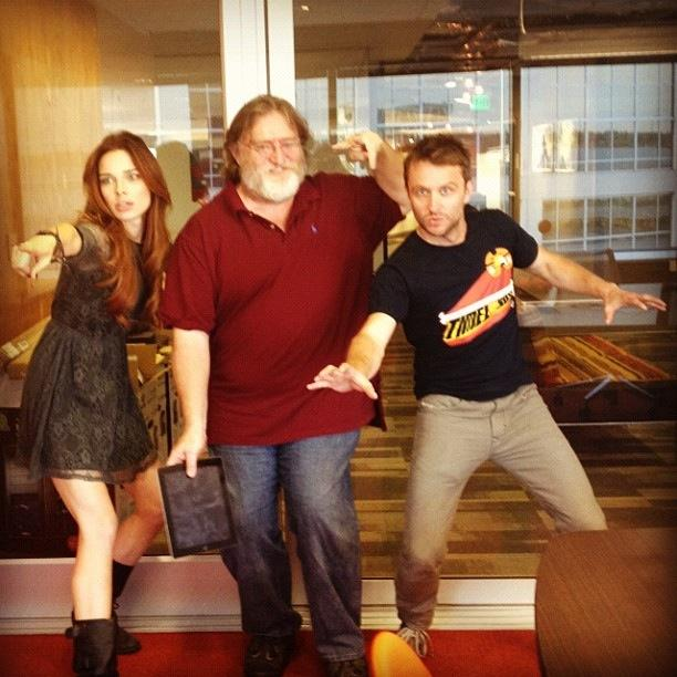 Gaben & Friends Pose