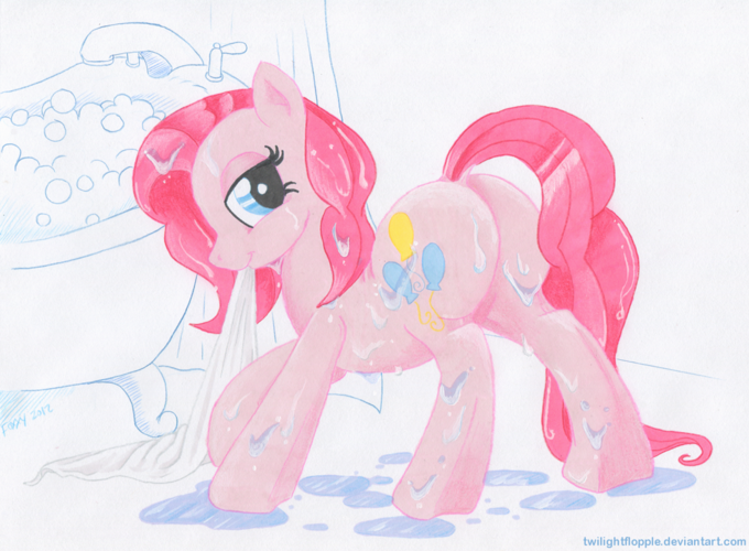 Plenty of Pinkie Pie