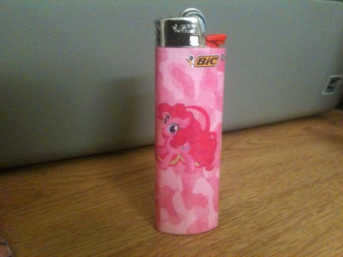 my current lighter