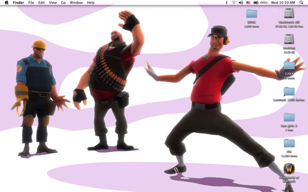 Heavy, Engie, and Scouty