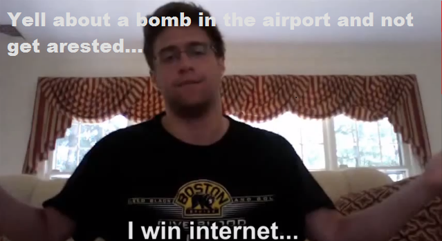I win internet airport
