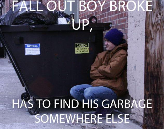 Homeless Hipster