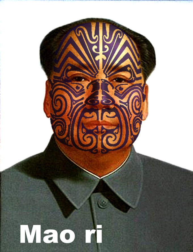 Māo ri