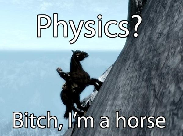 Horse Physics