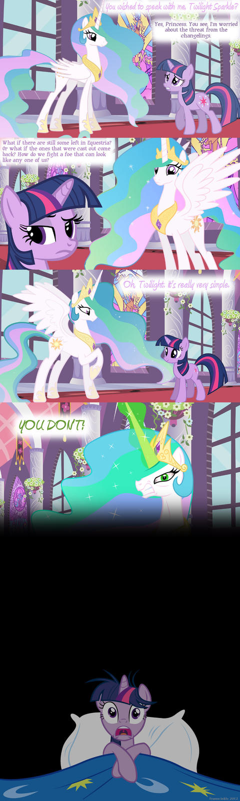 The Changeling Threat