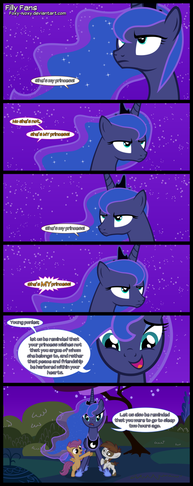 Filly Fans