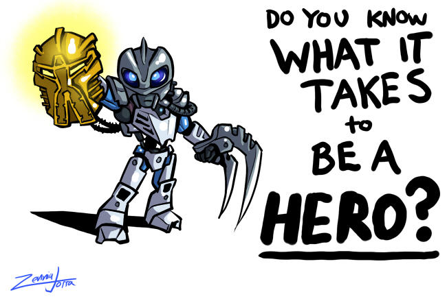 [Fans-Arts] Les Memes Bionifigs - Page 5 9e1