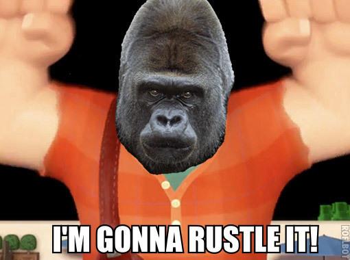 Rustle-It Ralph