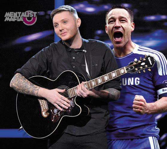 John Terry wins X Factor 2012