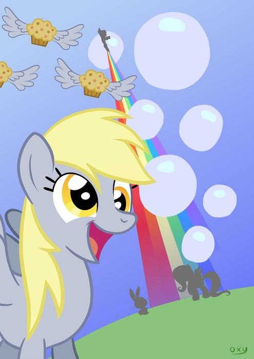 Living in a Derpy World