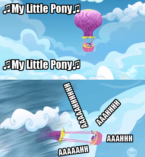 New MLP Theme Song