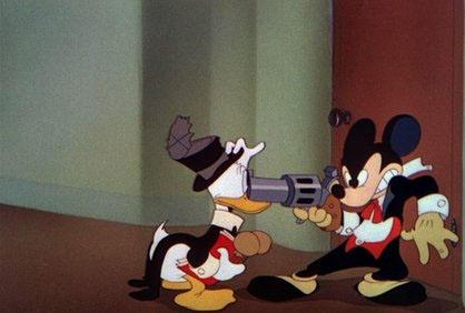 Mafia Mouse