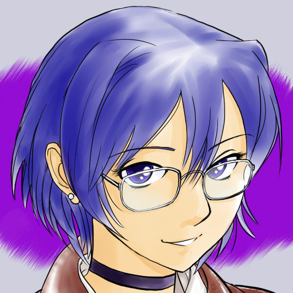 Shizune, by mysterycycle