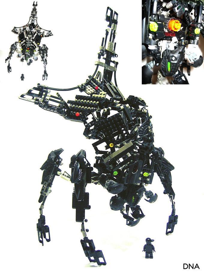 LEGO Reaper Destroyer