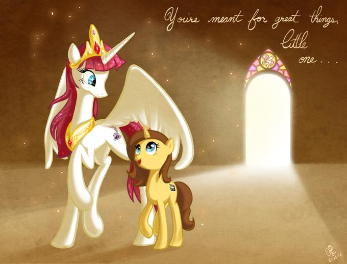Kym needs more Lauren Faust!