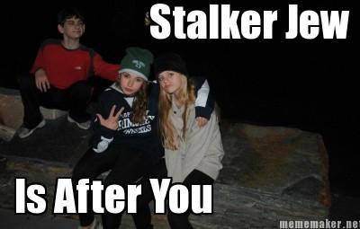 Stalker Jew