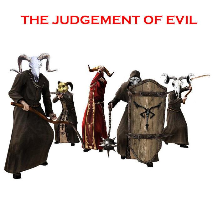 Judgement of Evil