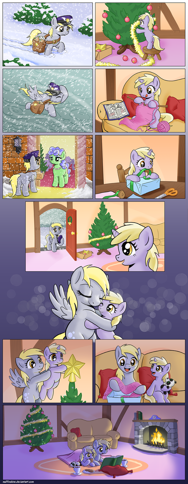 Hearth's Warming Together