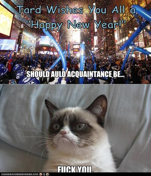 Tard's Wishes for the New Year!