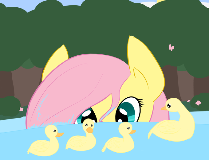 Flutterducks