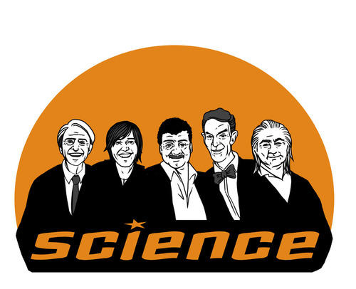 SCIENCE ALLIANCE!