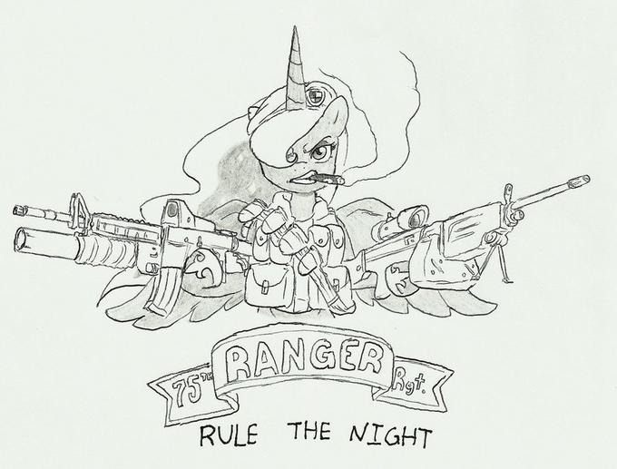 luna is best ranger