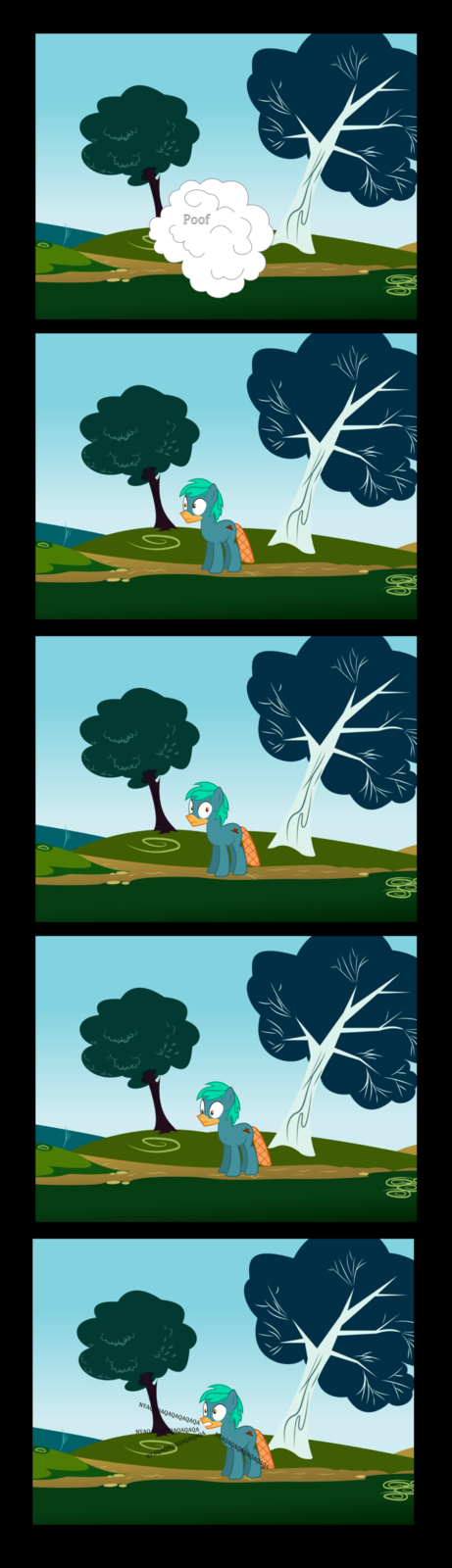Perry the Ponypus