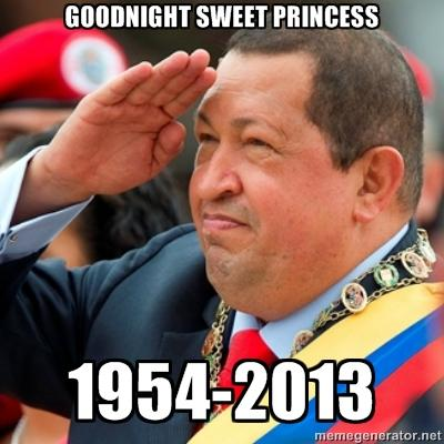 Goodnight Sweet Chavez