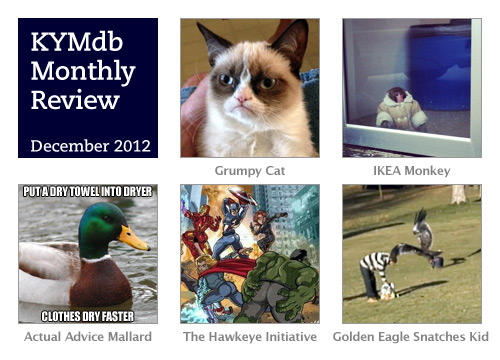 Monthly Review: December 2012