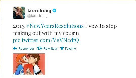 Tara trolling