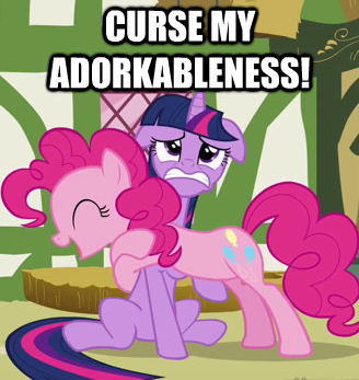 curse my adorkableness!