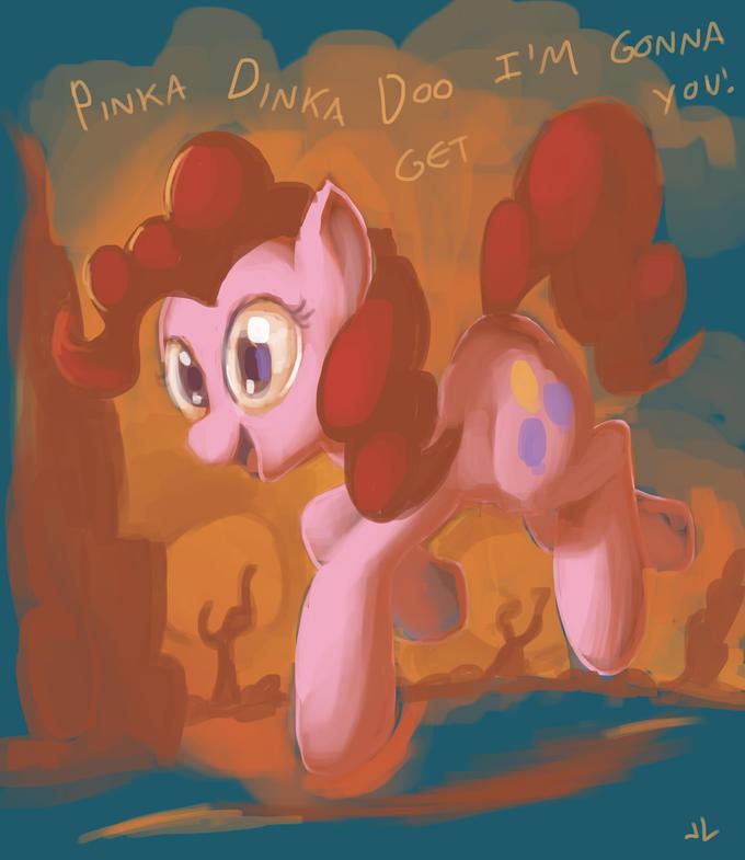 Pinkie Render